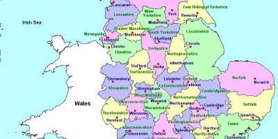 Cartina Fisica Del Regno Unito.Mappa Fisica Del Regno Unito Mappa Fisica Di Gran Bretagna Europa Del Nord Europa